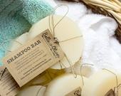 Handmade All-Natural Shampoo Bar