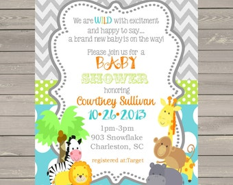 boots or bows gender reveal party invitations by noteablechic