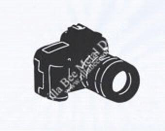 Camera Metal Art