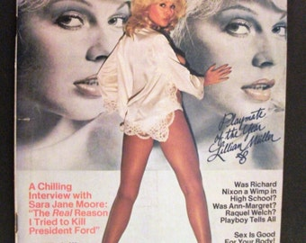 Playboy Magazine:  June, 1976