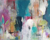 Abstract Art/ Painting Large 30x40