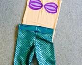 Mermaid Running Costume