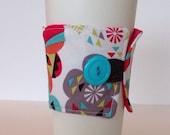 Coffee Cup Cozy, Coffee Cup Sleeve, Coffee Cozy, Reusable Coffee Sleeve, Coffee Sleeve, Coffee Cup Holder, Cozy,