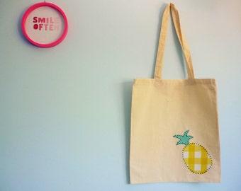 Pineapple bag | Etsy