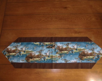 Table Runner - Flying Mallards
