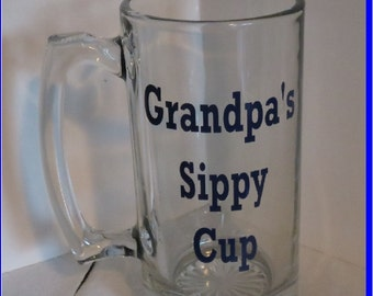 Grandpa Beer Mugs