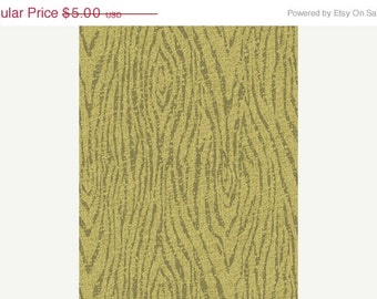 CLEARANCE Woodgrain in Moss from Northern Exposure by Benartex