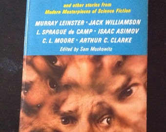Doorway into Time 1966 - Science Fiction Anthology paperback