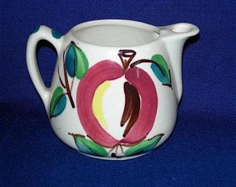 Wade Pottery England Gluggle Jug Vase By Greengrandmavintage