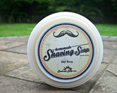 Handmade Shaving Soap, Men's Wet Shave