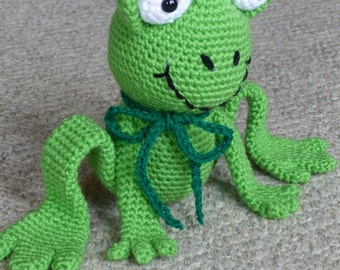 Hopscotch the Frog