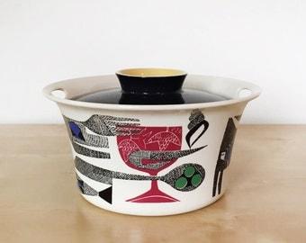 Scandinavian Figgjo 'A La Carte' Ceramic Casserole