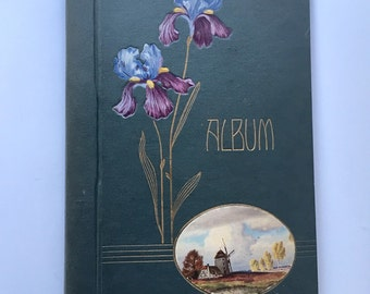 Original German Art Nouveau / Art Deco album from 1909