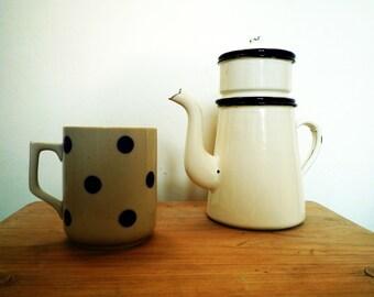 antike kaffeeservice vintage alte art deco von edewerke. Black Bedroom Furniture Sets. Home Design Ideas