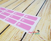 Dance Ballerina Planner Sticker - Size Customize-able