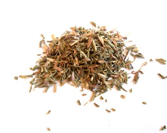 HYSSOP, Organic - Holy Herb - Minty Thyme Flavor - A Garden Favorite