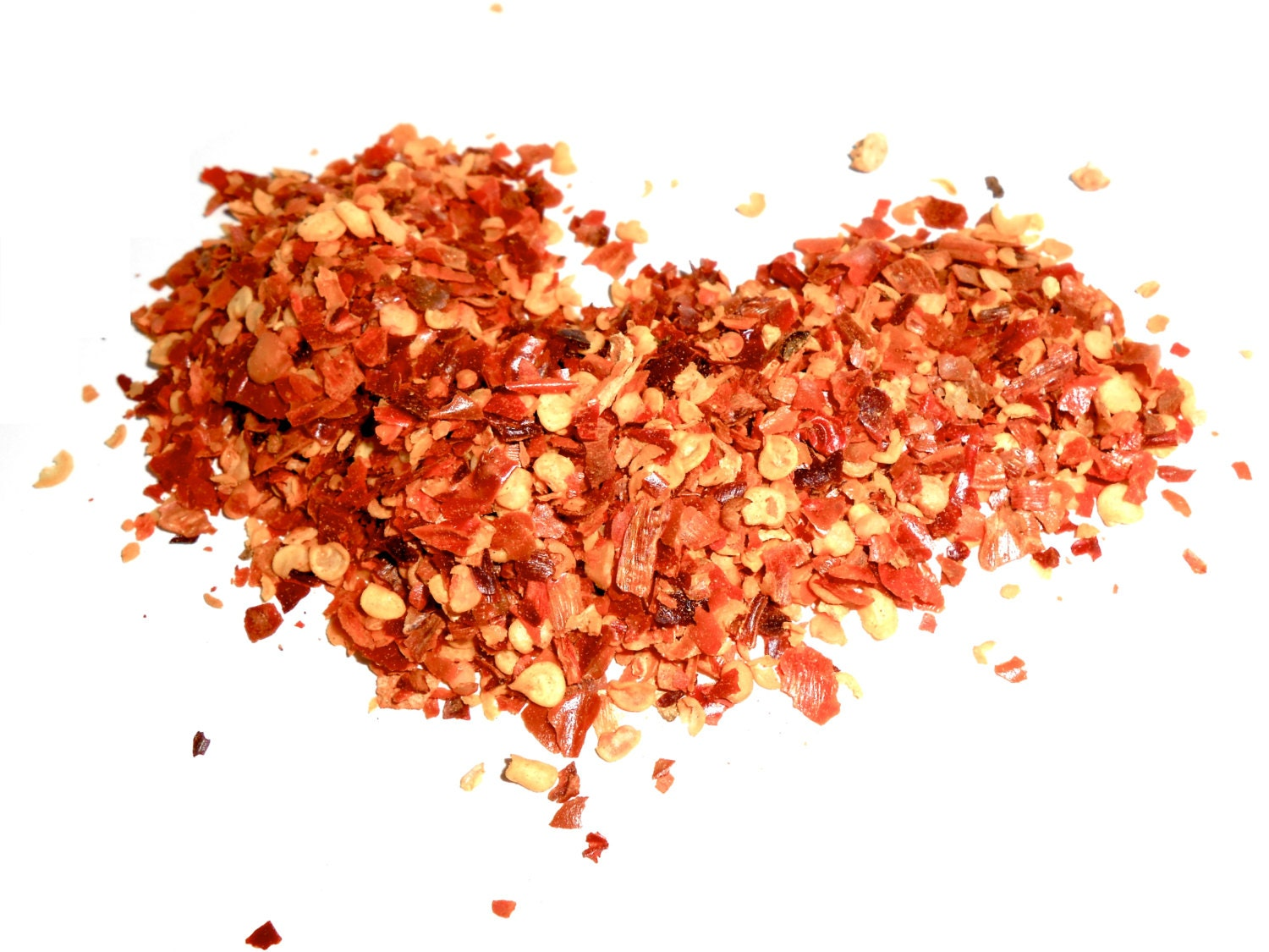 Red CHILE Chili Pepper FLAKES Organic Dried Chopped