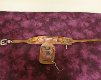 Leather Junior Tool Holster