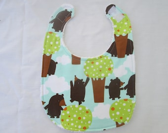 Baby Bear Boutique Bib- Ready to Ship