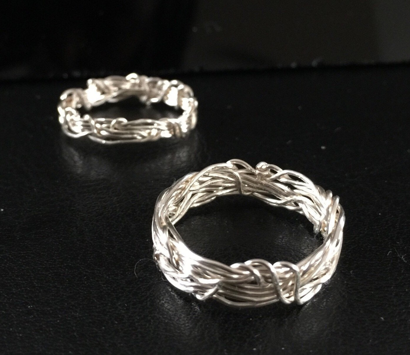 His And Hers Wedding Rings Matching Wedding Rings Vintage