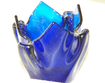 candle holder, tealight holder, votive holder, capri blue holder
