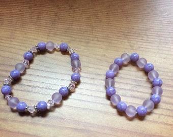 Purple dragon set