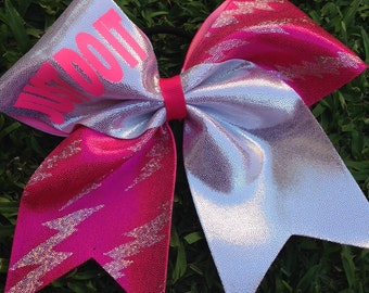 Pink Just Do It Bows