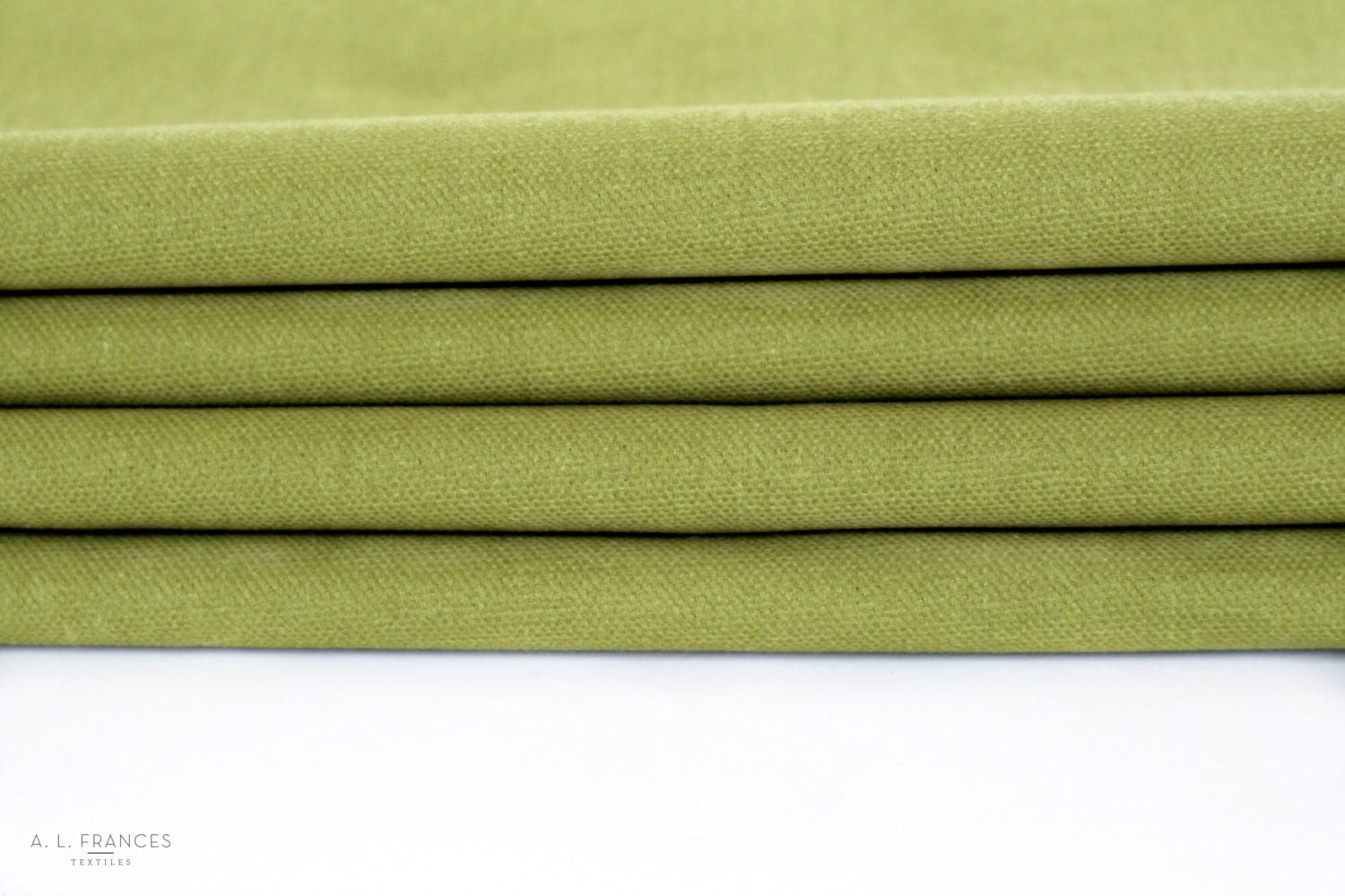 1 2 yard hand waxed cotton canvas fabric spring green 10oz from alfrancestextiles on etsy studio. Black Bedroom Furniture Sets. Home Design Ideas