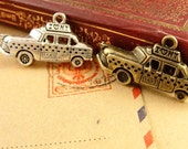 15pcs Car charms,  DIY Accessories Charms Pendants Jewelry Making Findings