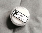 Lady Grey solid perfume - Earl Grey tea, bergamot, milk, white sugar