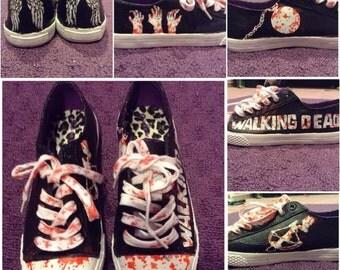 Walking Dead Shoes!