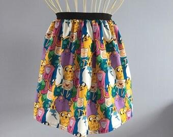 Adventure Time full skirt