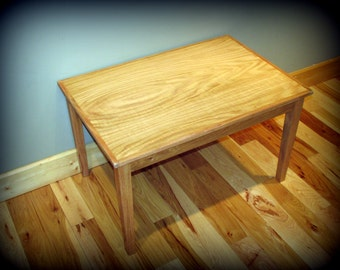 kids oak table.