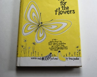 Vintage Children's Book, Hope for the Flowers