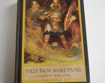 Vintage Book, Tales from Shakespeare