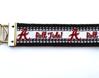 Alabama Crimson Tide Keychain