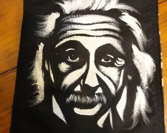 Albert Einstein Patch