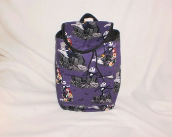 Nightmare Before Christmas backpack / purse