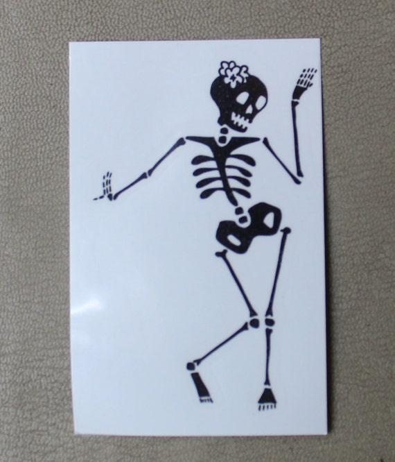 Day of The Dead Dancer Day of The Dead Dancer