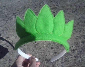 Tiana Inspired Crown