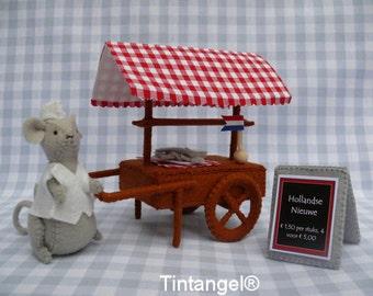 The Herring Cart - DIY kit