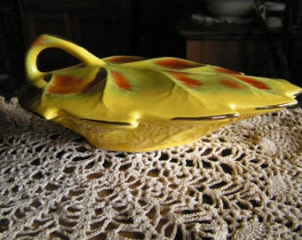 California Pottery Covered Dish