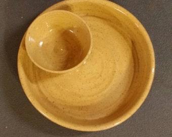 Pottery Shrimp Platter