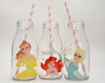 Childrens' Favourites Mini Milk Bottles