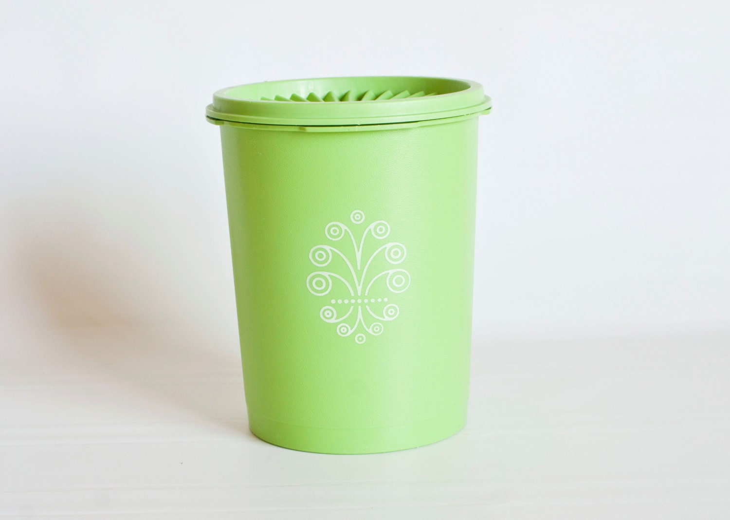 kitchen canisters on pinterest kitchen canisters retro and maids apple green tupperware canisters