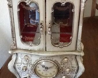 Musical, Jewelry Box