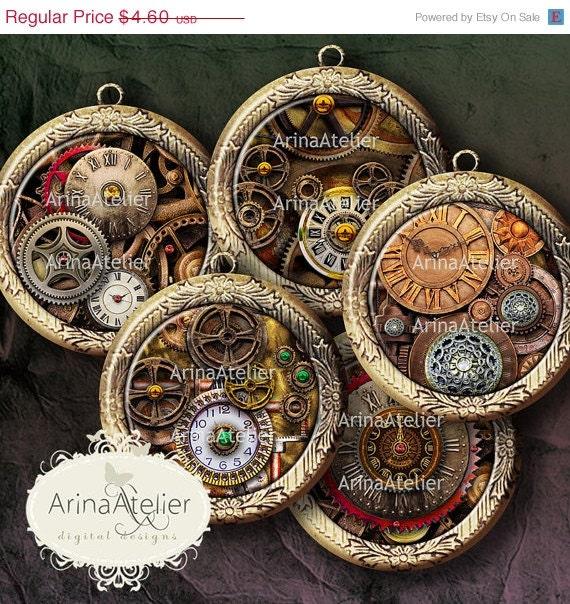 Steampunk Clocks For Sale Sale 30 Off Steampunk Clocks