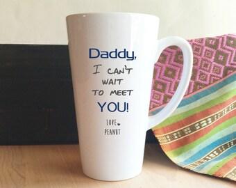 Custom Mug for New Dad, Father's Day, Daddy