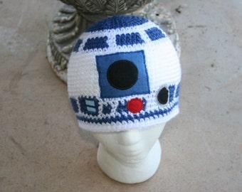 "Star Wars ""R2-D2"" Skater Beanie"