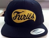 The Furies baseball cap The Warriors movie cult classic